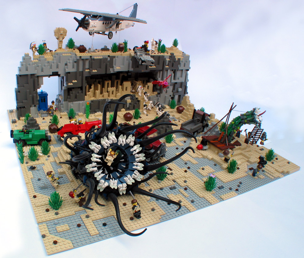 ... Blogosphere: What SF/F Stories should become Lego Construction Sets